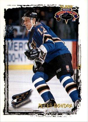 buy online b3e42 cd3e7 hokejová karta Peter Bondra Fleer NHL Picks 1996-97 č. 44