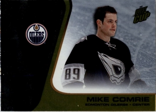 Hokejová karta Mike Comrie Pacific Quest for the Cup 2002-03 Gold /325