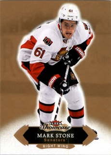 Hokejová karta Mark Stone Fleer Showcase 16/17 Base č. 56