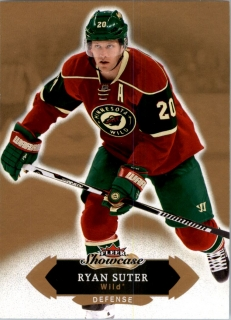 Hokejová karta Ryan Suter Fleer Showcase 16/17 Base č.59