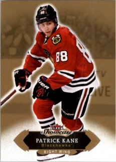 Hokejová karta Patrick Kane Fleer Showcase 16/17 Base č. 64