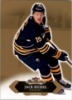 Hokejová karta Jack Eichel Fleer Showcase 16/17 Base č. 72