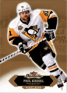 Hokejová karta Phil Kessel Fleer Showcase 16/17 Base č. 91