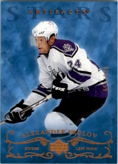 Hokejová karta Alexander Frolov UD Artifacts 2006-07 Star limit /999 č. 173