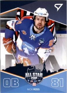 Nick Ross Tipsport Liga 2018-19 Série 1  All Star Cup SO5
