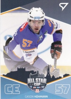 Cason Hohmann Tipsport Liga 2018-19 Série 1  All Star Cup SO10