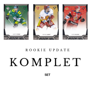 Komplet Set Rookie Update Tipsport Liga 2018-19 WC