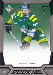 Martin Turian Rookie Update Tipsport Liga 2018-19 Winter Classic RU8