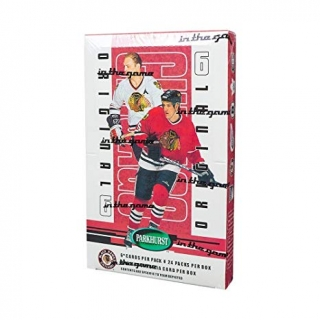 Box hokejových karet 2003-04 ITG Parkhurst Original Six Chicago Hockey Hobby Box
