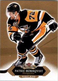 Hokejová karta Patric Hornqvist Fleer Showcase 16/17 Base č. 77