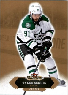 Hokejová karta Tyler Seguin Fleer Showcase 16/17 Base č. 25