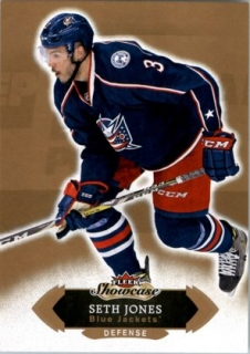 Hokejová karta Seth Jones Fleer Showcase 16/17 Base č. 22