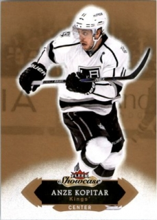 Hokejová karta Anze Kopitar Fleer Showcase 16/17 Base č. 2