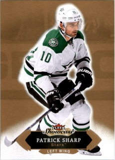 Hokejová karta Patrick Sharp Fleer Showcase 16/17 Base č. 93