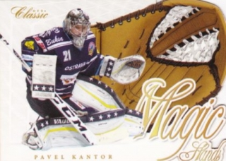 Hokejová karta Pavel Kantor OFS 15/16 S.I. Magic Hands