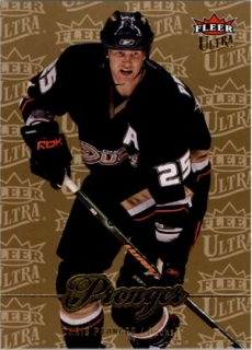 hokejová karta Chris Pronger Ultra Fleer 2007-08 Gold Medallion č. 194