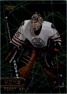 Hokejová karta Tommy Salo Topps Own the Game 2001-02 č. OTG27