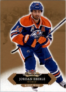 Hokejová karta Jordan Eberle Fleer Showcase 16/17 base č. 11