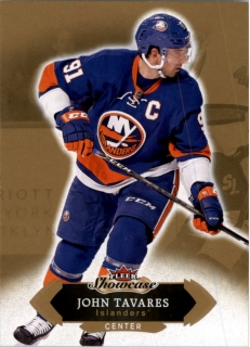 Hokejová karta John Tavares Fleer Showcase 16/17 base č. 15
